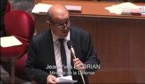 Mercredi 29 Mai 2013 - Réponse de Jean-Yves Le Drian, Ministre - Déclaration du Gouvernement sur le livre blanc sur la défense et la sécurité