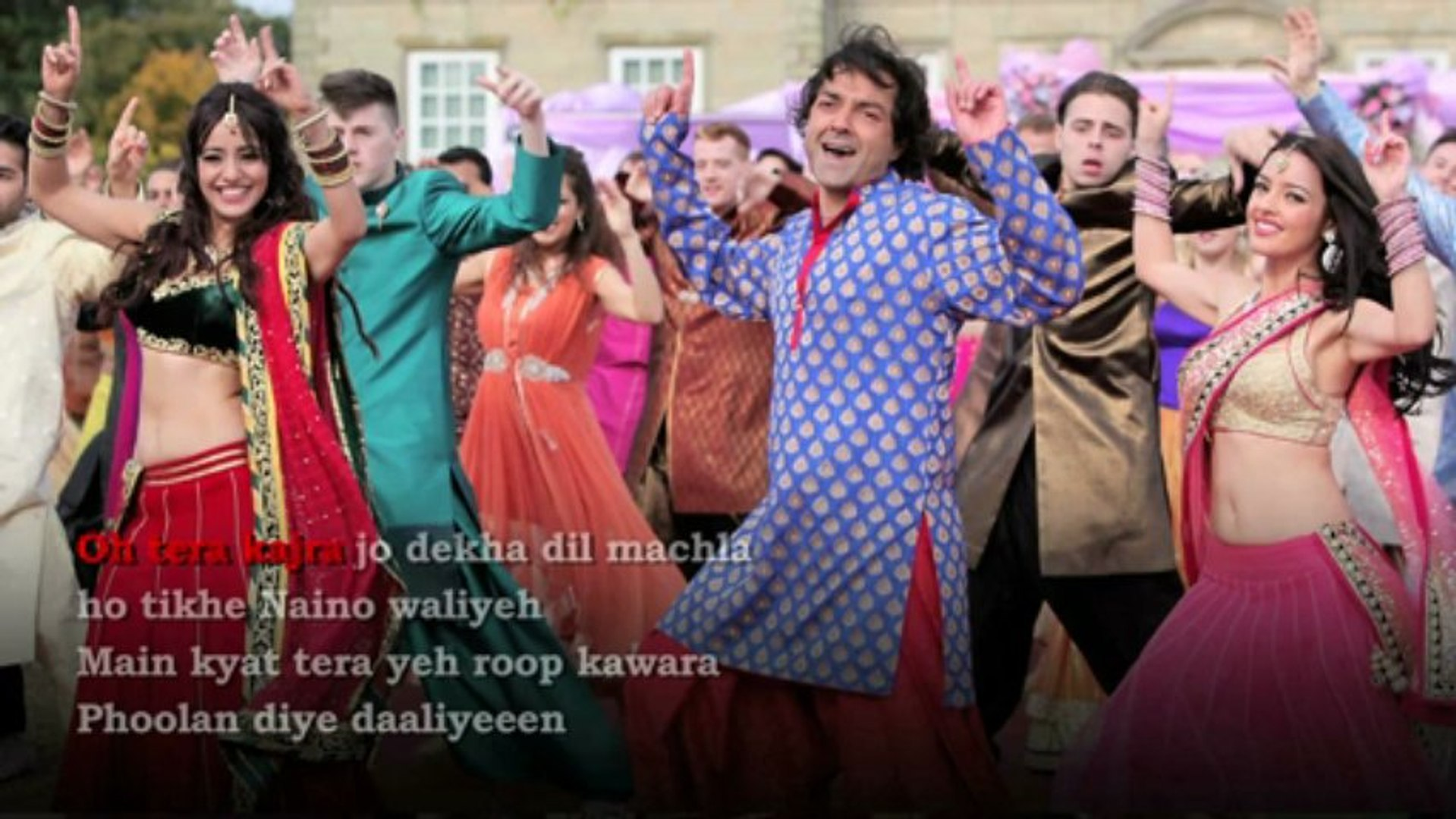 Suit Tera Laal Full Song with Lyrics - Yamla Pagla Deewana 2; Sunny Deol, Bobby Deol