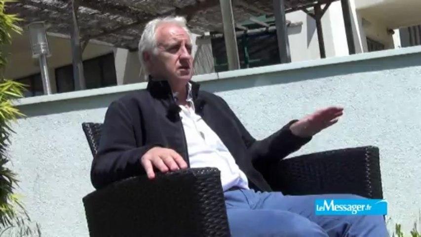 """Coupe de France : """"Jouer l'Europe, c'est une responsabilité"""" pour Patrick Trotignon"""