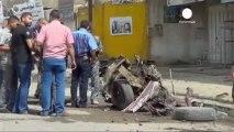 Les civils, premières victimes des violences entre...