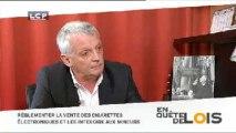 En quête de lois : Thierry Lazaro, député UMP du Nord