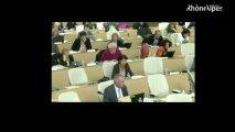 Gilles Ravache et Corinne Morel-Darleux - Compte Administratif 2012, Bilan CPER 2012 et Bilan OMD 2012-mai13