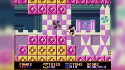 Behind the Scenes Part 1 de Castle of Illusion starring Mickey Mouse
