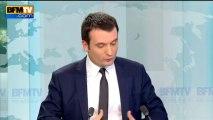 """Florian Philippot: """"Robert Ménard est soutenu par le FN à Béziers"""" - 30/05"""