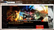 Free Giveaway Devil May Cry 5 Bone Weapons Pack DLC Redeem Codes - Xbox 360 / PS3