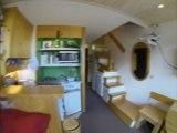 VENDU par Sogimalp Arcs 1800 - Archeboc - Appartement mezzanine 32 m² environ, à acheter aux Arcs 1800 - village de Charmettoger