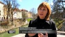 Avrupa Sosyal Fonu sosyal işletmelerin hizmetinde