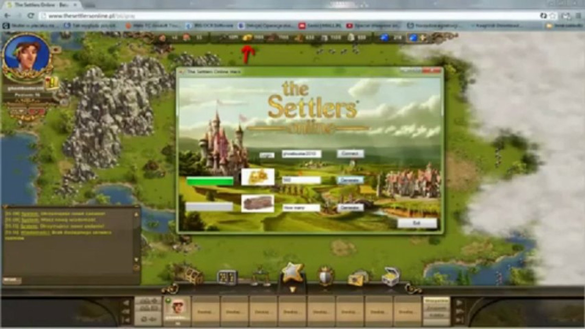 The Settlers Online Hack Generators - Stones Marble Planks Wood - Diamonds - Cheat Tools 2013