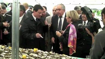 Manuel Valls à Gujan-Mestras