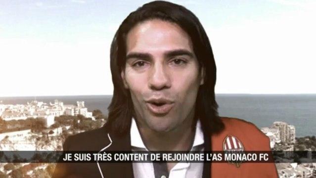 Bienvenido Radamel Falcao...
