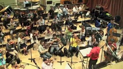 ART DES THANATIER - MUSIC RECORDING SESSION