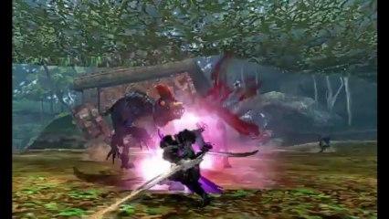 Trailer 05/2013 de Monster Hunter 4