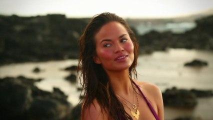 Sports Illustrated Swimsuit 2013, Chrissy Teigen Profile