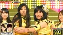 Kintaro imite Maeda Atsuko. Flying get !!! VOSTFR