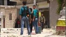 Syrie : la guerre des tireurs d'élites à Alep, ville martyre