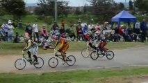 Valida Interclubes de bicicross 2013. Parque Metropolitano el Tunal. Expertos Juvenil. Sebax Barragan