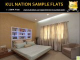 1 BHK and 2 BHK Flats in Wagholi Pune at Kul Nation