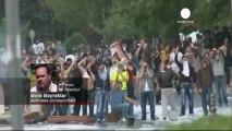 """""""Protestolarda Gezi Parkı artık ikinci planda kaldı"""""""