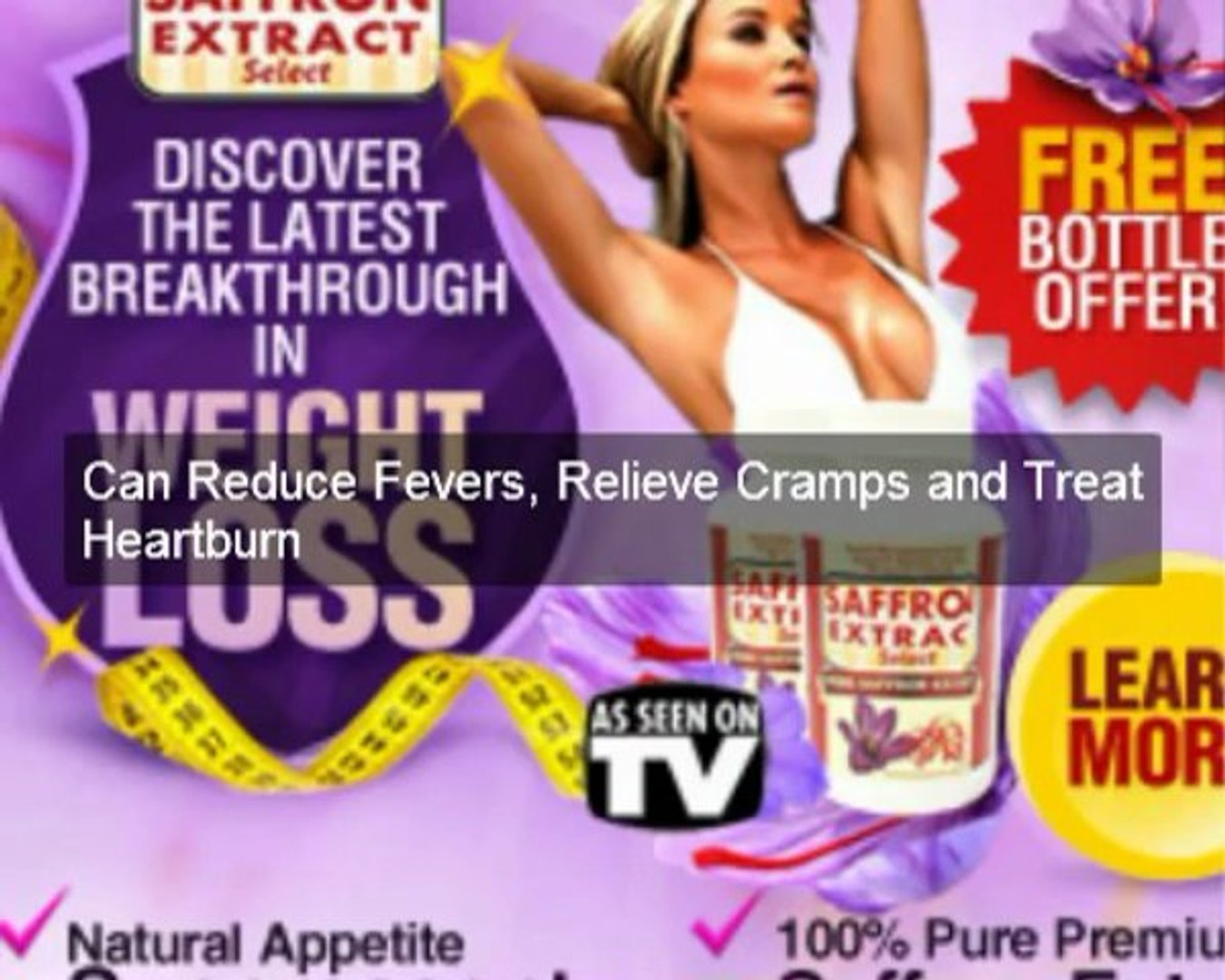 Pure Saffron Extract Discover All The Pure Saffron Side Effects