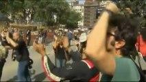 Les manifestations à Istanbul virent à une contestation du gouvernement islamo-conservateur turc