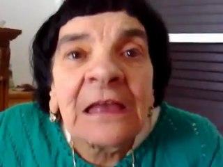 Saluti agli amici di Feddicum della super nonna Rosaria Mannino!