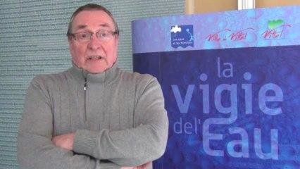 Les impacts du changement climatique, Serge Kluska, climatologue