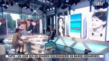 Najat Vallaud Belkacem invitéer de la Matinale de Canal+