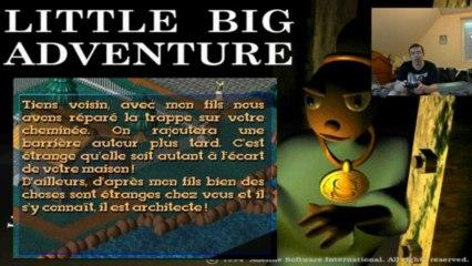 Retro City Games - Steimir - Little Big Adventure Playstation_PsOne