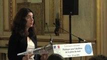 Plaidoyer pour l'abolition de la peine de mort du Lycée Henri IV de Béziers (31.05.2013).