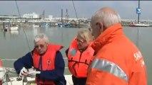 """Baptême de la SNS 162 """"Sieur de Mons à Royan"""
