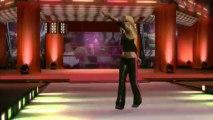 Trish Stratus - WWE Smackdown Vs Raw 2007 - WWE '12 Entrances.