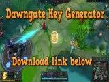 [ NEW ] Dawngate † Générateur de clé Télécharger gratuitement