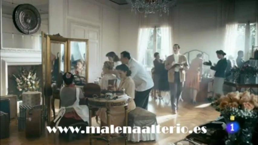 "Malena Alterio en ""Carta a Eva"" - Capítulo 1"