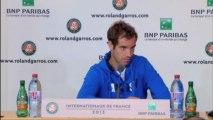 """Roland-Garros - Gasquet : """"Je suis costaud"""""""