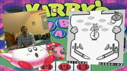 "Retro City Games - Steimir_André  ""kirby Pinball Land"" Game Boy"