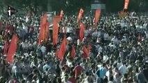 Turquie : la police quitte la place Taksim