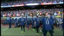 FC Barcelona - Despedida del Camp Nou a Éric Abidal