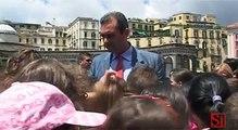 Napoli - Scuole e Vigili del Fuoco (30.05.13)