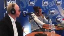 Le président de l'ASNL Jacques Rousselot sur France bleu Lorraine Frédéric Belot © Radio France