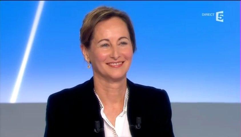 """Ségolène Royal invitée de """"C politique"""""""