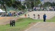 II Valida Copa Interclubes, Parque Metropolitano el Tunal 2013 Juvenil Expertos. Sebax Barragan