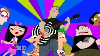 Phineas Et Ferb - song french - jardin fourtout