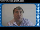 Russell Grant Video Horoscope Cancer June Monday 3rd 2013 www.russellgrant.com