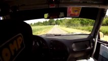 ES2 rallye du Lochois 2013 Ticot/Brisset Saxo N2