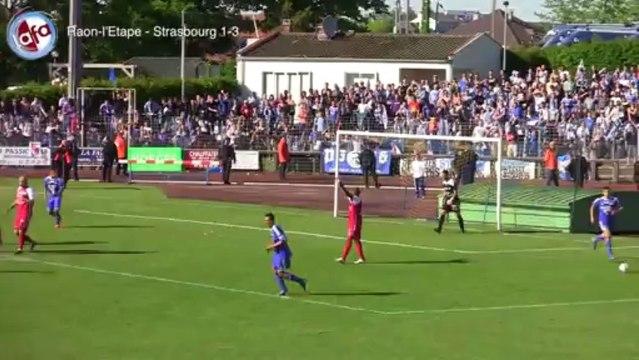 CFA : US Raon-l'Etape - RC Strasbourg