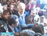 """Premiers pas mouvementés de Sarkozy au salon de l'agriculture """"casse-toi pauvre..."""""""