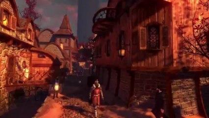 Trailer Dreamfall Chapters de Dreamfall Chapters