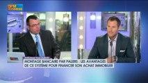 Immobilier : quel montage bancaire ? Stephane Van Huffel dans Intégrale Placements - 3 juin