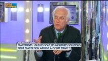 Assurance-vie : un bon placement court terme ? Michel Tirouflet dans Intégrale Placements - 3 juin