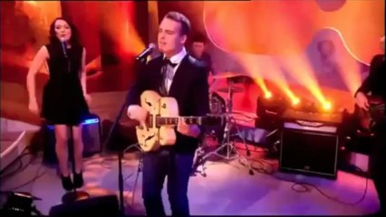 Sam Gray - Hand Me A Ticket (Live on Loose Women)